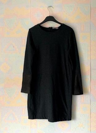 Базовое трикотажное платье оверсайз cos р.s1