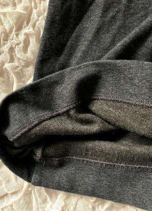 Базовое трикотажное платье оверсайз cos р.s4