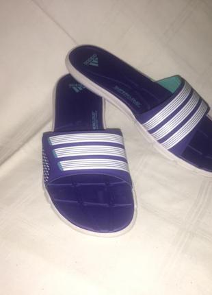 Шлепанцы пляжные *adidas* вьетнам р.41 (27.00 см)1