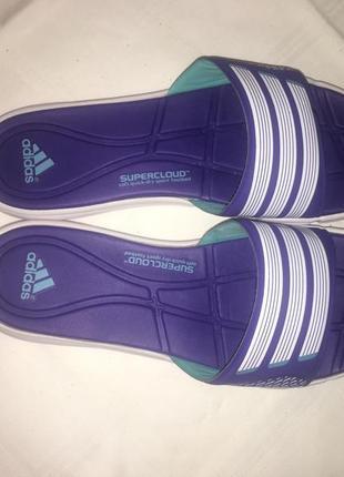 Шлепанцы пляжные *adidas* вьетнам р.41 (27.00 см)2