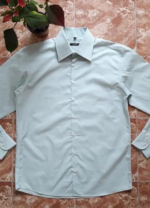 Немецкая рубашка abrams без кармана,m.