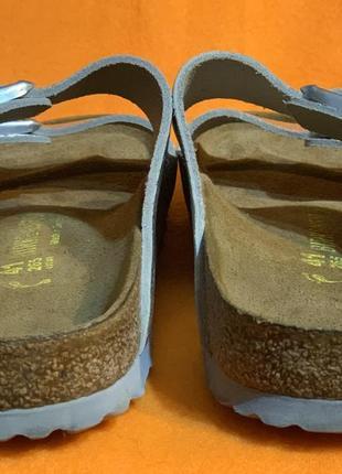 Босоножки, сандалии, шлёпанцы birkenstock р.41 стелька 26-26,5 см7