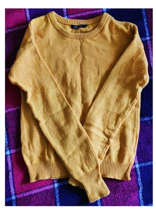 Яркий теплый свитерок1
