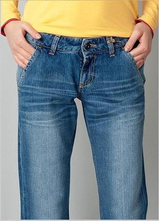 Прямые плотные джинсы, размер 26 (с)1