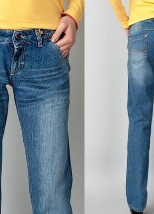 Прямые плотные джинсы, размер 26 (с)3