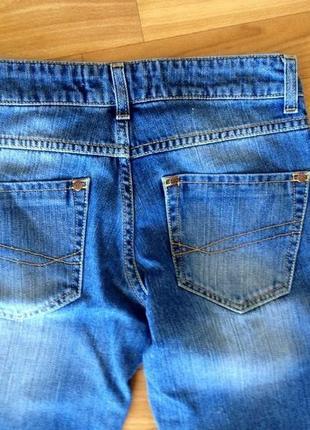 Прямые плотные джинсы, размер 26 (с)5