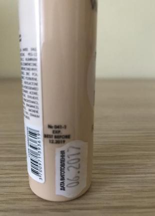 Тональный крем vivienne sabo ton mattin mattifying foundation3