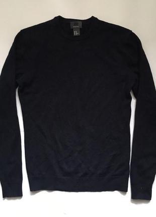 H&m свитер шерсть мериноса1