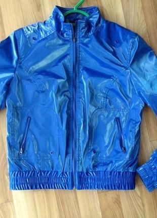 Курточка болоневая демисезонная от oggi