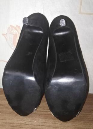 Туфли в стразах от feida, р.396