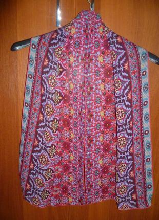 Шарф, платок, хомут, хустка, шарф1