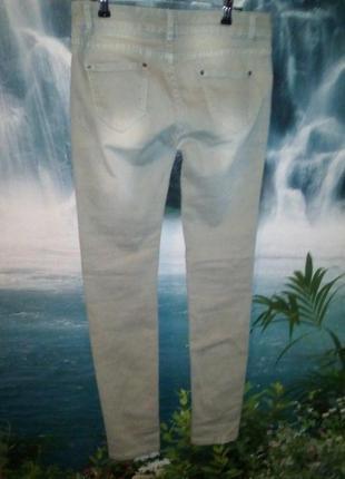 Крутые джинсы-скинни с декором2