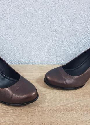 Женские оригинальные туфли ecco