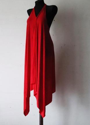 Платье трансформер кардиган6