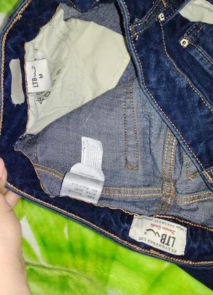 Отличная джисовая юбка базовая с потьортостями5