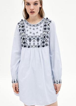 Платье zara2