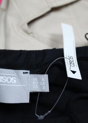 Обнова! стильное платье мини объемные воланы на бретелях новое качество asos7
