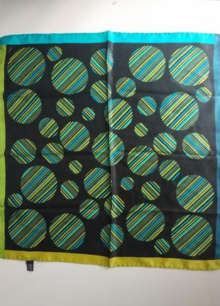 Шелковый платок liu jo2