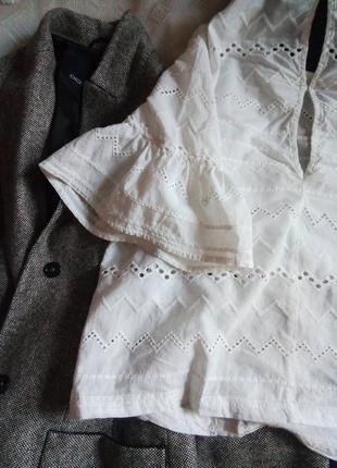 Вышиванка, блузка с прошвой1