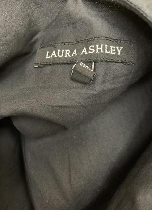 Платье, сарафан laura ashley, оригинал, лен, миди5