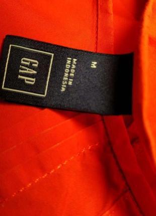 Платье миди коттоновое карманчики  р м gap2