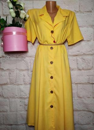 Платье миди новое вискоза  р 16-18 style1