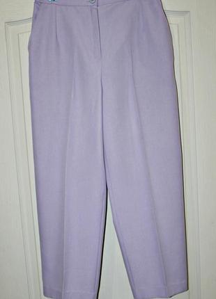 Красивые летние брюки1