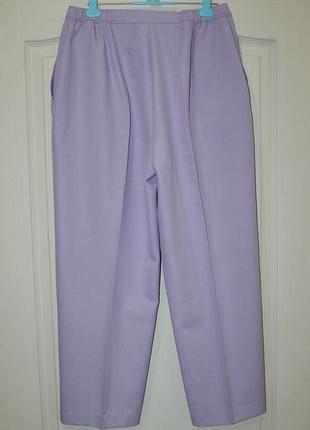 Красивые летние брюки2