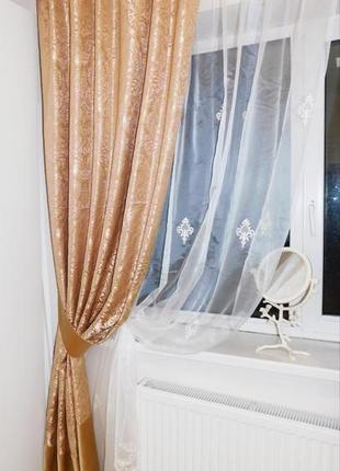 Классические шторы. италия