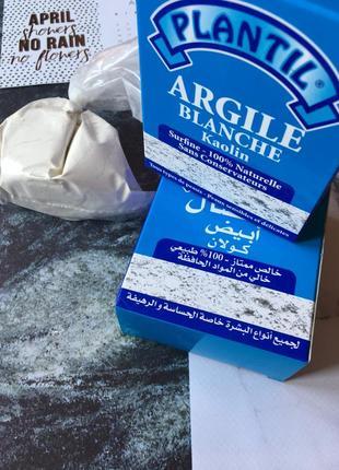 Белая глина из марокко 🇲🇦 plantil самые низкие цены прямая поставка2
