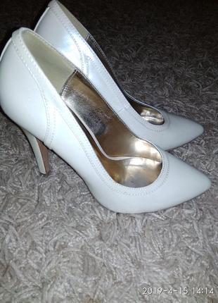 Перламутровые туфли - лодочки ( 3- я вещь в подарок)