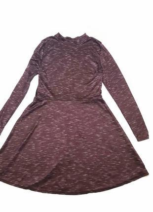 Плаття меланжеве