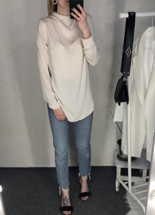 Нежная блуза h&m