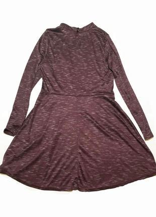 Плаття меланжеве2