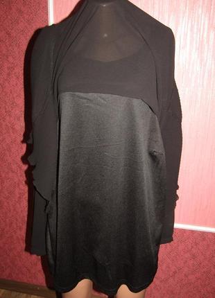 Блуза кофточка большой р-р 24 бренд junarose5