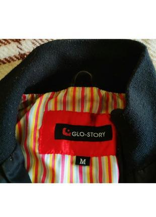 Весенняя курточка с короткими рукавами2