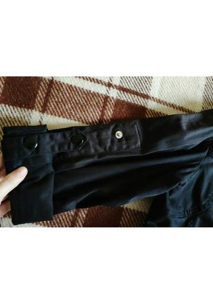 Весенняя курточка с короткими рукавами4