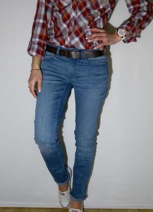 Красивые свободные немецкие джинсы c&a2