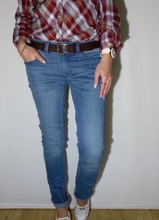 Красивые свободные немецкие джинсы c&a3