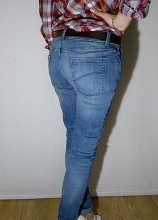 Красивые свободные немецкие джинсы c&a5