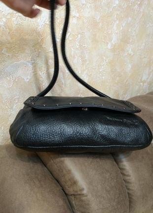 Стильная кожаная сумка на плечо ertuel3