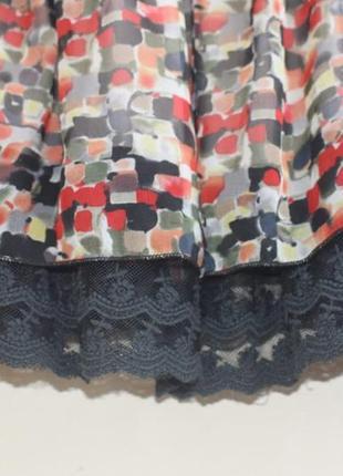 Длинная блуза туника-платье3