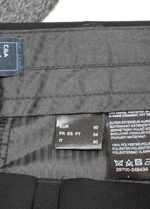Обнова! брюки штаны классика зауженные укороченные черные новые бренд8