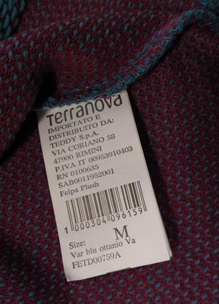 Классная кофта оверсайз женская свитшот итальянского бренда terranova р. м4