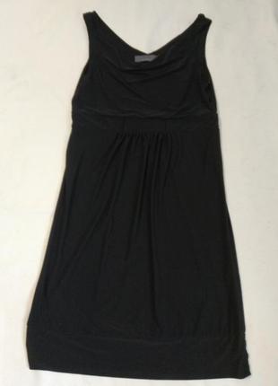 Чёрное платье zoi women7