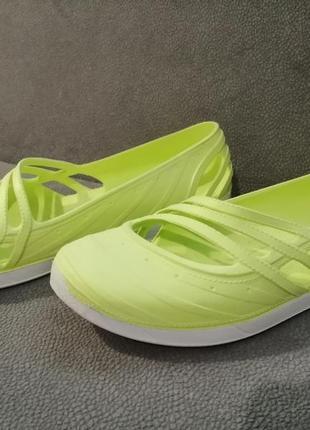Стильные женские балетки adidas3