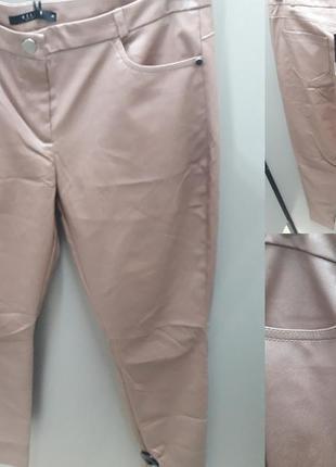 """Абсолютно новые штаны , цвет: пудровый фирмы """"moxito""""1"""
