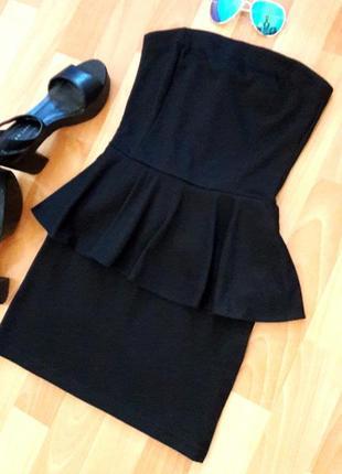 Сукня з баскою парижанка1