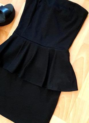 Сукня з баскою парижанка3