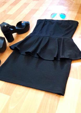 Сукня з баскою парижанка4